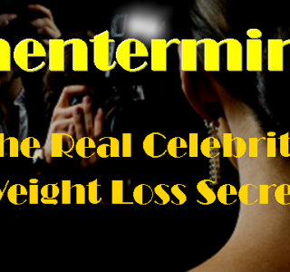 Celebrities use phentermine (Adipex) to lose weight
